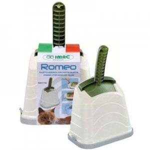 Imac Пластмасова лопатка с поставка Romeo 1