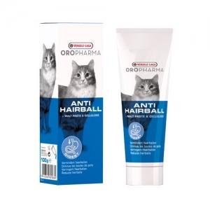 Versele-Laga - Anti Hairball Хранителна добавка за котки - опаковка 100 г