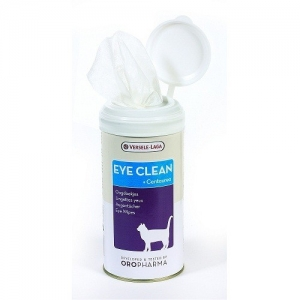 Versele-Laga - Eye Clean Мокри кърпички за котета - опаковка 20 бр.