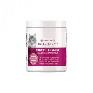 Versele-Laga - Opti Hair Cat Хранителна добавка за котки - опаковка 0.130 кг