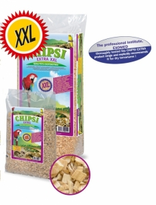JRS Chipsi Extra XXL - буков гранулат за влечуги и птици 10 л.