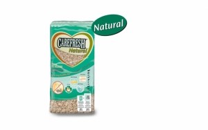 JRS Chipsi Carefresh Natural - талаш от естествени целулозни влакна 10 л.