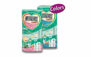 JRS Chipsi Carefresh Confetti - Color Pink - талаш от естествени целулозни влакна със син цвят 10 л.
