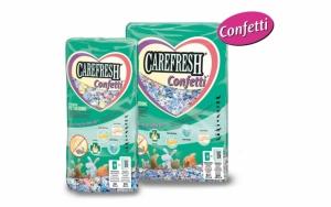 JRS Chipsi Carefresh Confetti - талаш от естествени целулозни влакна 10 л.