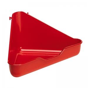Ferplast L370 - тоалетна за декоративни порчета 27 / 27 / 17 cm