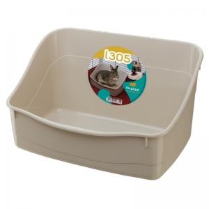 Ferplast l305 - тоалетна за мини зайчета 37 / 27 / 18,5 cm 1