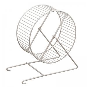 Ferplast l28 - хромова въртележка за декоративни порчета 24 / 25 cm - ø 20,5 cm