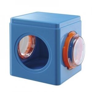 Ferplast Cube fri4836 - къщичка за гризачи 12,5 / 9,5 / 10,5 cm Синя 1