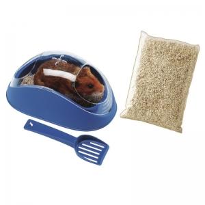 Ferplast Koky 4635 - тоалетна за хамстери 18 / 10,2 / 8,3 cm