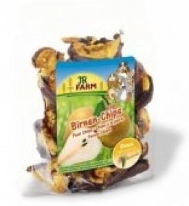 JR Farm Лакомство за гризачи - чипс от круша, 100 гр.