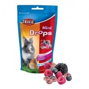 Trixie Mini Drops - Лакомство за морски свинчета и малки зайчета 75 гр.