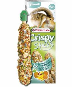 Versele-Laga - Hamsters Exotic Fruit - Стик за хамстери с екзотични плодове - опаковка 110 г (2 бр.х 55 гр)