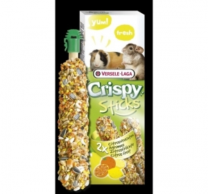 Versele-Laga - Sticks Guinea Pigs Citrus Fruit - Стик за морски свинчета с цитрусови плодове - опаковка 110 гр (2 бр. х 55 гр)