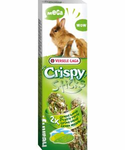 Versele-Laga - Mega Sticks Guinea Pigs Green meadow - мега стик за морски свинчета зелена ливада - опаковка 140 гр.