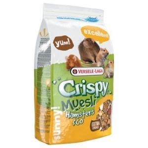 Versele-Laga - Crispy Muesli Hamster & Co - Пълноценна храна за хамстери