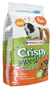 Versele-Laga - Crispy Muesli - Guinea Pigs - Храна за морски свинчета 1