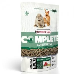 Versele-Laga - Cuni Sensitive Complete - За зайчета с намалена физическа активност - опаковка 0.500 кг.