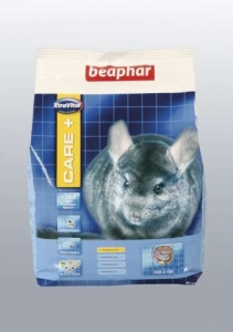 Beaphar Care + Super Premium Добре усвояема и балансирана храна за за чинчила - 5 кг 1