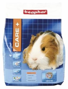 Beaphar Care + Super Premium Добре усвояема и балансирана храна за морски свинчета - 5 кг