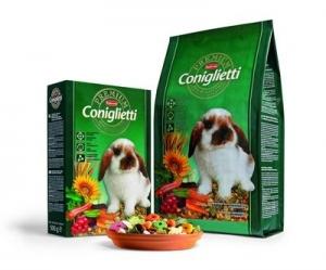 Padovan Пълноценна премиум храна за зайци - 500 гр.