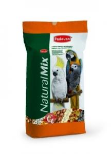 Padovan Пълноценна храна за големи папагали - 18 кг.