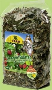 JR Farm Ягодоплодни листа за гризачи - 100 гр.