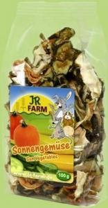JR Farm Сушени зеленчуци за гризачи - 80 гр.