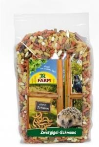JR Farm Специална храна за мини таралежи - с много насекоми, 500 гр.
