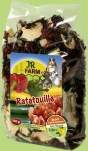 JR Farm Лакомство за гризачи - рататуй, 100 гр.