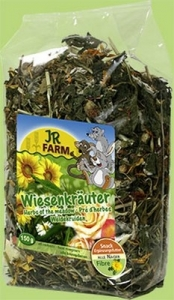JR Farm Лакомство за гризачи - полски билки, 150 гр.