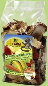JR Farm Плодова салата за чинчили - 125 гр.