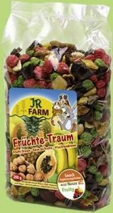 JR Farm Лакомство за гризачи - плодова мечта, 200 гр.