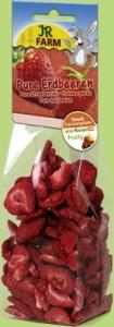 JR Farm Натурални ягодови резенчета за гризачи - 20 гр.