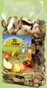 JR Farm Натурални ябълкови резенчета за гризачи - 100 гр.