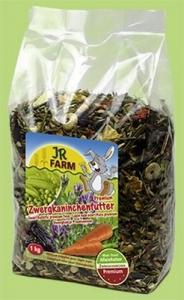 JR Farm Премиум храна за мини зайци - 1000 гр.