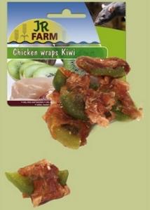 JR Farm Лакомство за гризачи - снакс с киви и пиле, 50 гр.