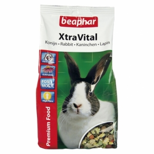 Beaphar Xtra Vital Пълноценна храна за зайци - 15 кг.