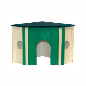 Dr. Clauder's Къща за заек- зелена