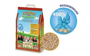 JRS Chipsi Family царевични пелети 20L
