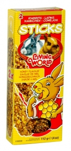 Hagen Living World Кракер с мед за мини зайчета - 112гр