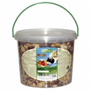 Nestor Храна за малки гризачи с плодове и зеленчуци 3000 мл