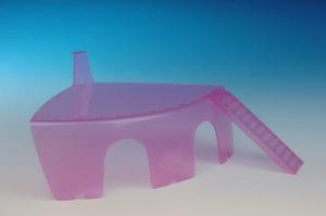 Imac Пластамсова къща със стълба Play house