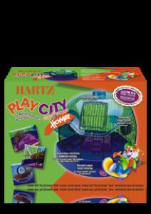 Hartz Клетка за гризачи - Play City Extreme Home