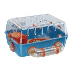 Ferplast - CAGE COMBI 1 Клетка за гризачи - размер 40,5 x 29,5 x 22,5 см