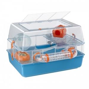 Ferplast - CAGE DUNA FUN Клетка за гризачи - размер 55 х 39 х 37,5 см