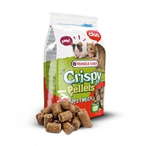 Versele-Laga - Crispy Pellets - Rats & Mice Храна за мишки - опаковка 1 кг.