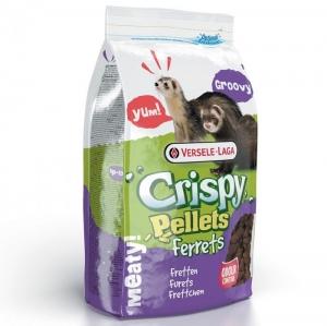 Versele-Laga - Crispy Pellets - Ferrets Храна за порчта - опаковка 0.700 кг.