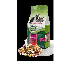 Versele-Laga - Nature Snack Berries Хранителна добавка за хамстери - опаковка 85 г