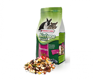 Versele-Laga - Nature Snack Berries Хранителна добавка за зайци - опаковка 85 г
