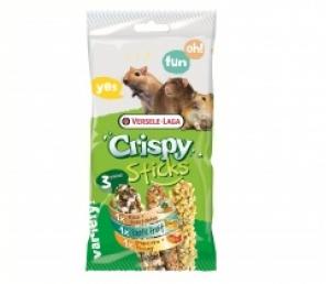 Versele-Laga - Sticks Triple Variety Pack Omnivores Хранителна добавка за хамстери - опаковка 160 г